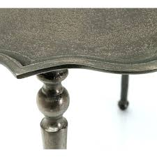 antique spindle leg side table side table spindle leg side table freedom antique metal spindle