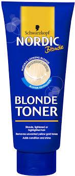 best toner for highlighted hair schwarzkopf nordic blonde nordic blonde toner reviews beautyheaven