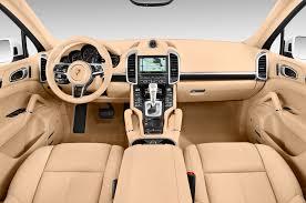 Porsche Cayenne Interior - 2016 porsche cayenne cockpit interior photo automotive com