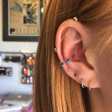 second ear piercing earrings the everything ear piercing guide get to every type of