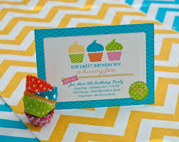a sweet cupcake birthday party anders ruff custom designs llc