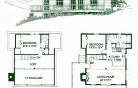 blueprints for cabins log home plans cabin southland homes small house with open floor