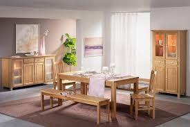 Esszimmer St Le F Runden Tisch Esszimmer Lisa Hanna Eiche Natur Von Dudinger Möbel Letz Ihr