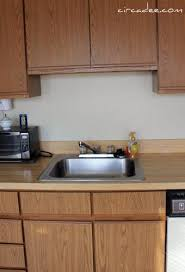 laminate veneer over existing cabinet painting laminate veneer cabinets home improvement pinterest
