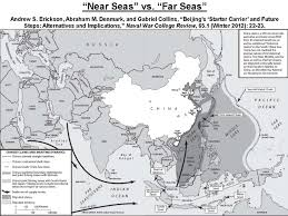 Us Navy Future Map Of United States by Are China U0027s Near Seas U201canti Navy U201d Capabilities Aimed Directly At