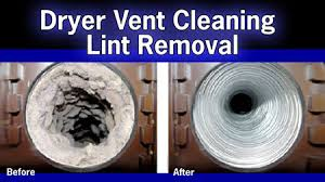 dryer vent cleaning chaign il clean cu