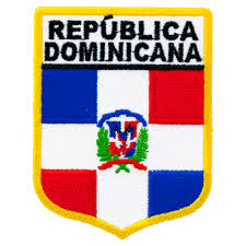 Dominican Republic Flags Dominican Republic Flag U0026 Country Patches Embroidered Iron On