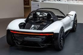 concept porsche porsche 100kw sportscar concept by robin ritter transport