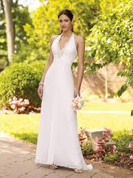Halter Wedding Dresses Simple Halter Wedding Dresses Archives Svesty Com