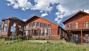 log sided home with 5 car garage on over four acres 599 000