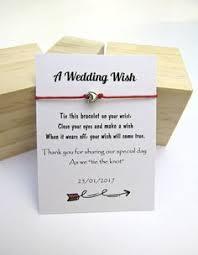 will you be my bridesmaid wedding favor wish bracelet wedding