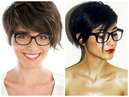 the best short hairstyles to wear with glasses hair world magazine