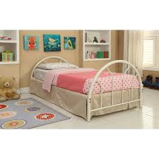Twin Bed Room Sierra Metal Twin Bed Multiple Colors Walmart Com