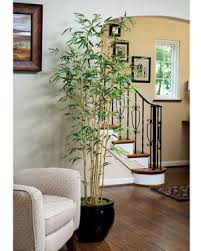 living room trees handcrafted artificial bamboo trees for commerical and residential