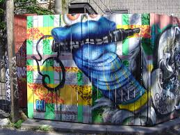 graffiti alley in toronto canada black mark graffiti alley is not the only place to see graffiti and street art in toronto i saw more murals in the kensington market area lots of cool things in the