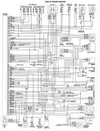 nissan sentra alternator wiring diagram sentra radio wiring diagram wiring diagrams