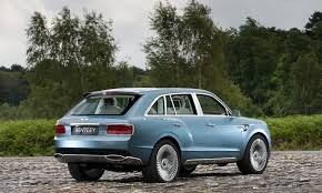 bentley suv 2017 bentley confirms suv details with first official photos falcon