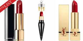 shades of red list 12 best red lipstick shades for 2017 iconic red lip colors