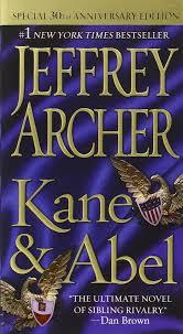 kane and abel jeffrey archer 9780312942724 amazon com books