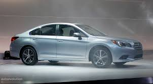 2015 subaru legacy rims all new 2015 subaru legacy officially revealed in chicago