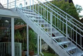 metallbau treppen klock metallbau gmbh industriemontagen terrassen balkone