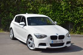 wessex garages used bmw 1 series 118d m sport at pennywell road