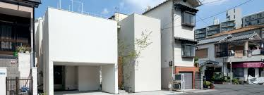 small house in shogo aratani architects carve gardens into small house in