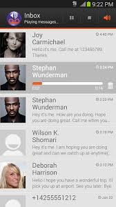 at t visual voicemail apk visual voicemail by metropcs android apps on play