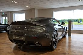 aston martin showroom aston martin birmingham open for business