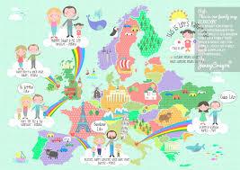 Biarritz France Map by Jennycrayon Com