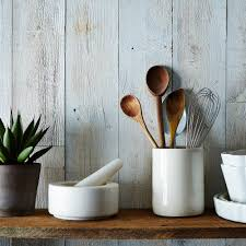 kitchen utensil canister utensil holder on food52