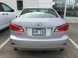 lexus is 350 a vendre quebec lexus is 250 2010 avec 111 000km à ste agathe entre st jérôme et