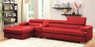 beautiful pillows for sofas sofas combination seating family sofa red leather color rustic