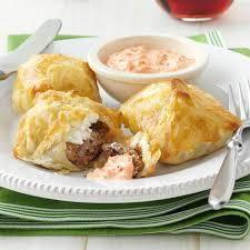puff pastry appetizers taste of home