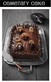 halloween fairy cakes recipes best 25 graveyard cake ideas on pinterest chocolate birthday