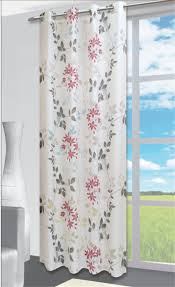 Tie Top Curtains Cotton curtains wonderful tab top voile curtains pink plain tab top