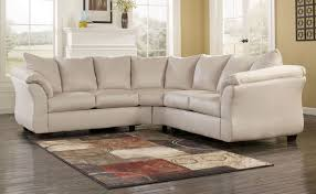 cream sectional sofa living room brown leather and fabric sectional sofa nila homes