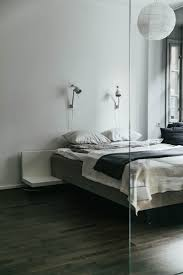 Scandinavian Apartment With Grey Bedroom Follow Gravity Home Blog A White Style