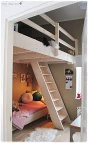 How To Build A Loft Bed With Desk Underneath by Loft Beds With Steps Foter