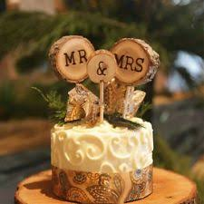 wood cake toppers unbranded wooden cake toppers ebay