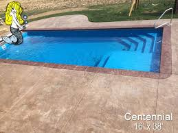 fiberglass pools last 1 the great backyard place the 29 best pools with spa images on spas benches and