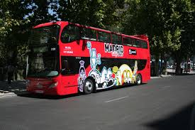 Hop On Hop Off Map New York by Madrid City Tour Hop On Hop Off