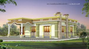 home design 2 bedroom single floor kerala house 970 square feet