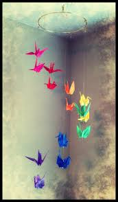23 best origami crane ornament images on pinterest origami