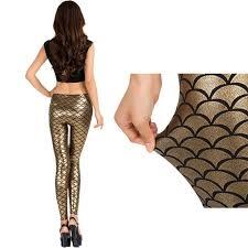 Plus Size Mermaid Leggings Cheap Gothic Leggings Women Find Gothic Leggings Women Deals On