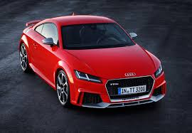 audi 2016 audi tt rs coupe review 2016 parkers