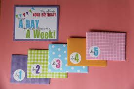 sometimes creative week birthday celebration