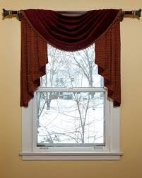 Valances And Curtains Pictures Of Swag Curtain Styles Pole Swag And Jabot Valance The