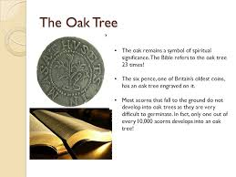 tree symbol meaning the oak tree symbolism in writing ppt video online download