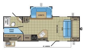 House Trailer Floor Plans by 2017 White Hawk Travel Trailer Floorplans U0026 Prices Jayco Inc